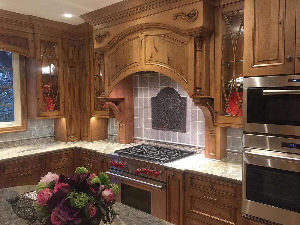Ambrose Tile And Carpet Kitchen Backsplash
