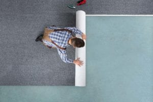 Service Carpet Installation