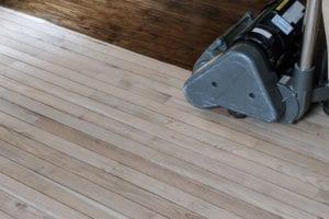 Services Hardwood Floor Refinish
