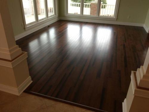 Slides Living Room Wood Floor